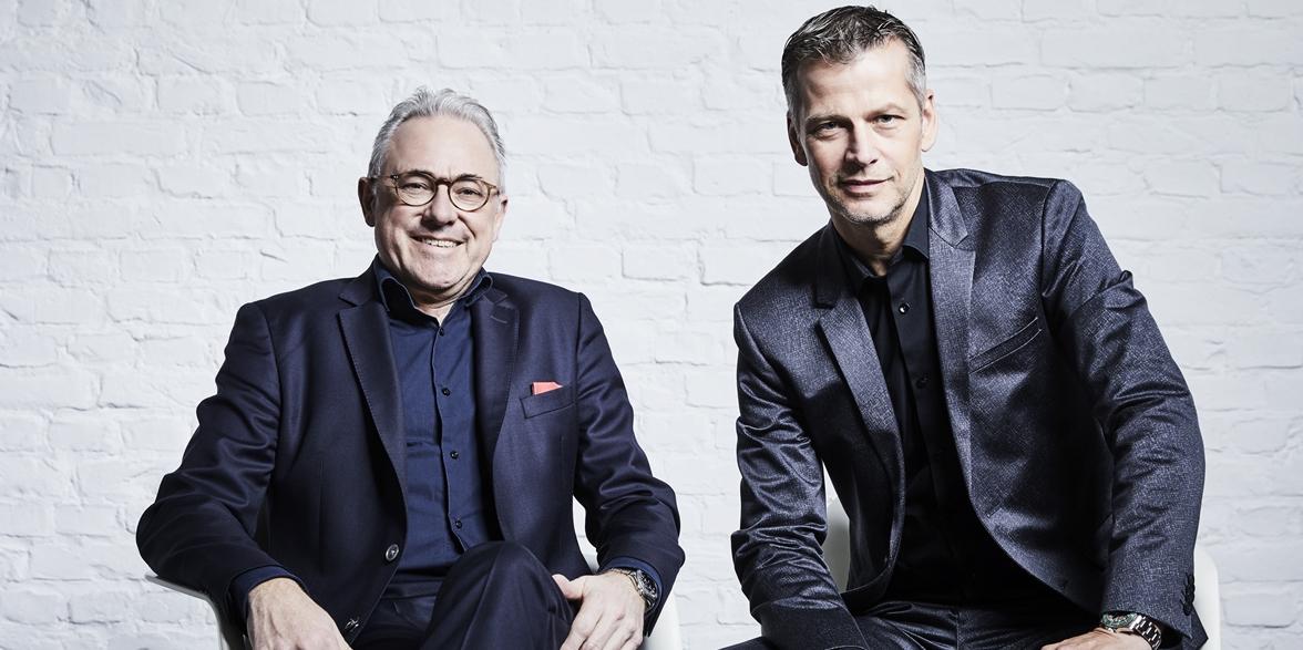 Christian Muche and Frank Schneider