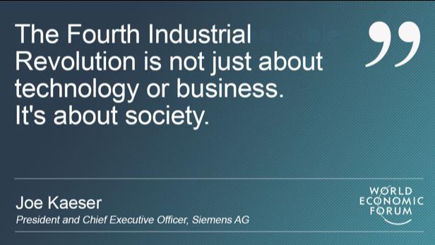 4th Industrial Revolution | © WEF